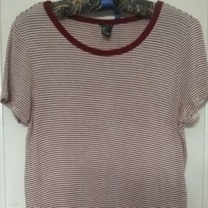 Forever 21 t-shirt, size L